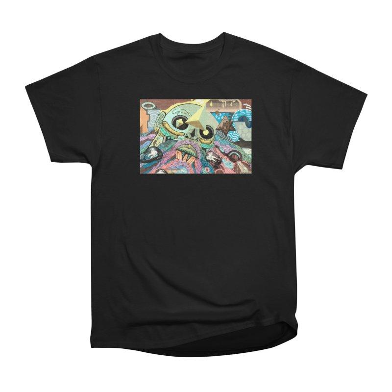 Muerte Women's Heavyweight Unisex T-Shirt by The B.E.M.G. COLLECTION
