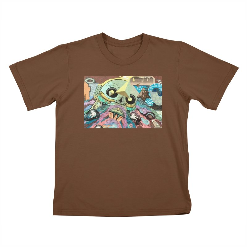 Muerte Kids T-Shirt by The B.E.M.G. COLLECTION