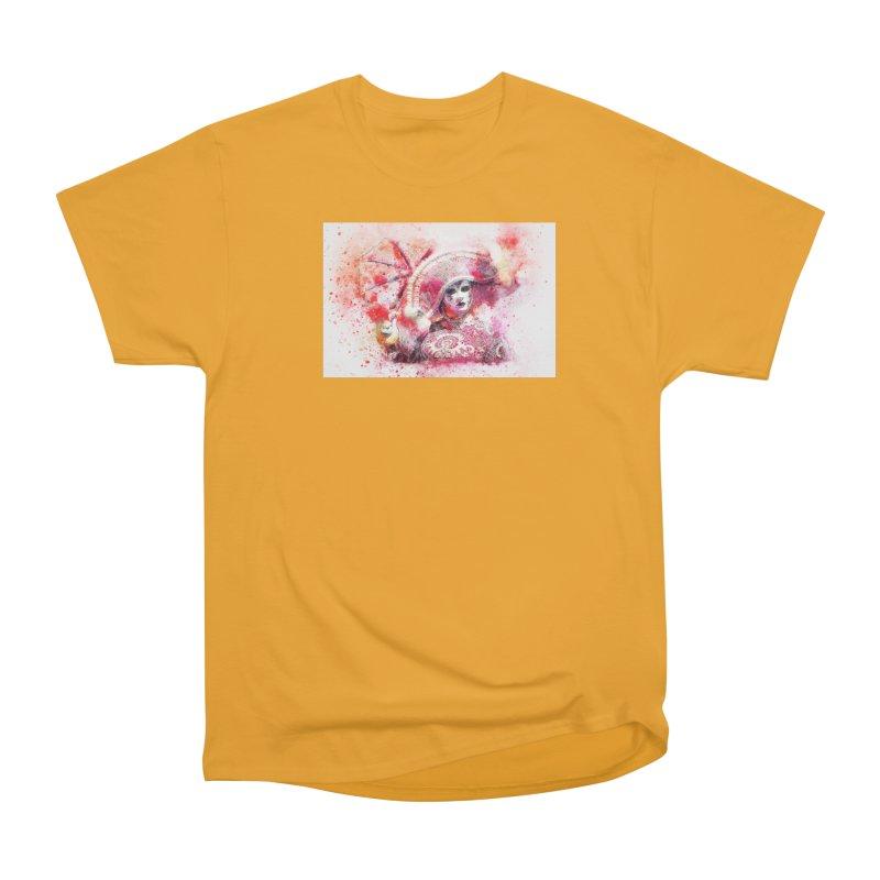 Enchanting Women's Heavyweight Unisex T-Shirt by The B.E.M.G. COLLECTION