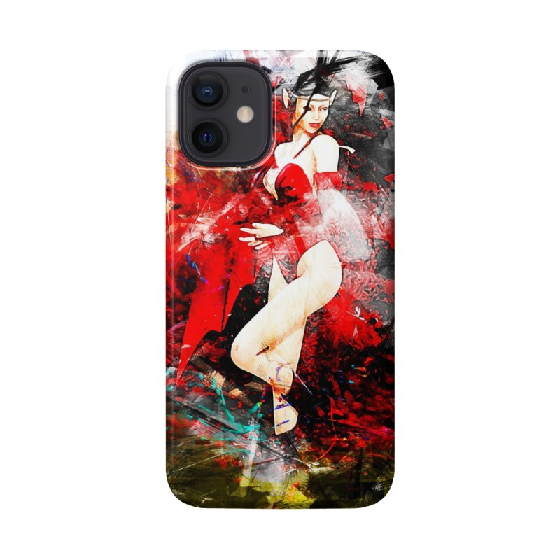 Lust Accessories Phone Case by The B.E.M.G. COLLECTION
