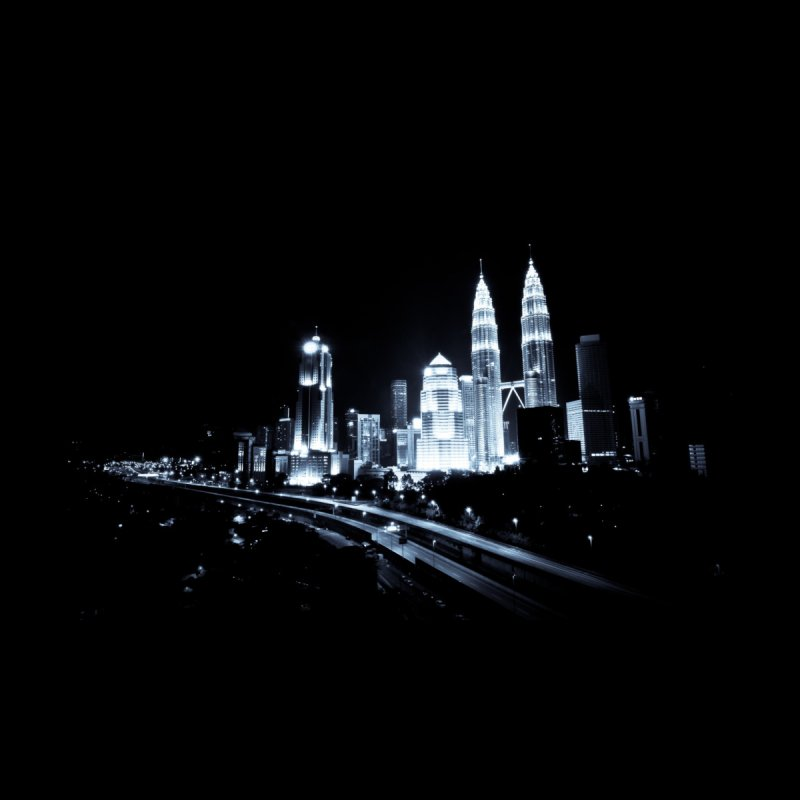 Kuala Lumpur Accessories Phone Case by The B.E.M.G. COLLECTION