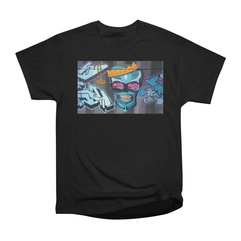Street King Men's Heavyweight T-Shirt by The B.E.M.G. COLLECTION