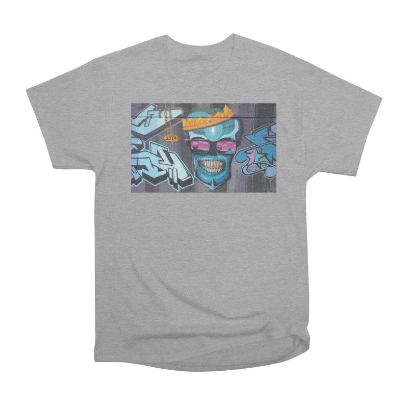 Street King Men's Heavyweight T-Shirt by The B.E.M.G. COLLECTION