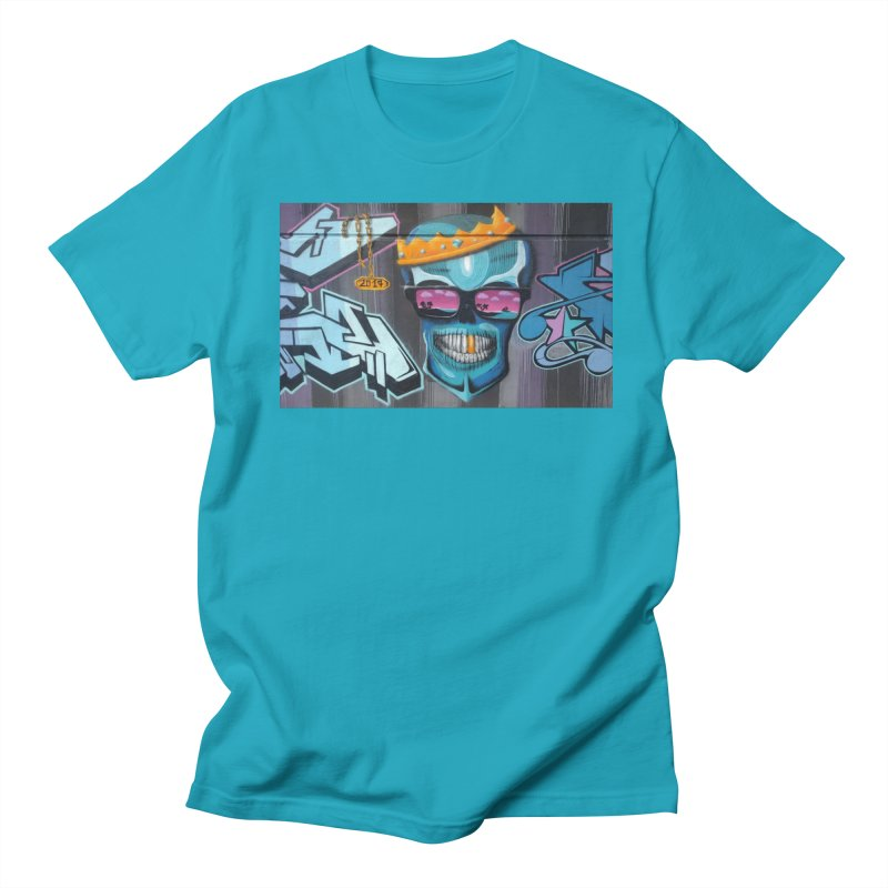 Street King Men's T-Shirt by The B.E.M.G. COLLECTION