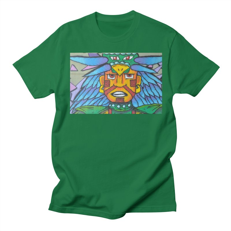 Azteca Men's T-Shirt by The B.E.M.G. COLLECTION