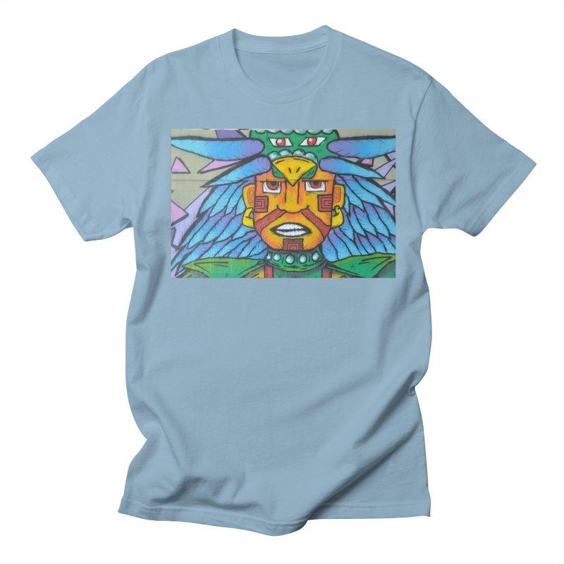 Azteca Men's Regular T-Shirt by The B.E.M.G. COLLECTION