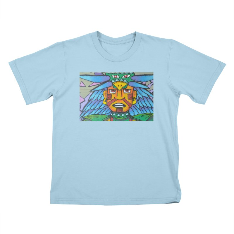 Azteca Kids T-Shirt by The B.E.M.G. COLLECTION