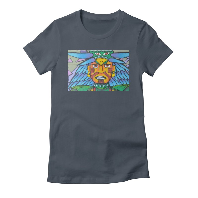 Azteca Women's T-Shirt by The B.E.M.G. COLLECTION