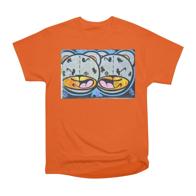 Teddy Twins Men's Heavyweight T-Shirt by The B.E.M.G. COLLECTION