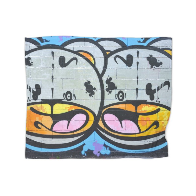 Teddy Twins Home Fleece Blanket Blanket by The B.E.M.G. COLLECTION