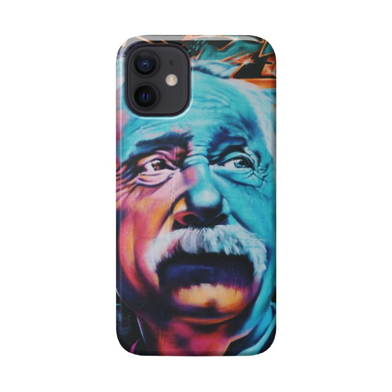 Insane Genius Accessories Phone Case by The B.E.M.G. COLLECTION