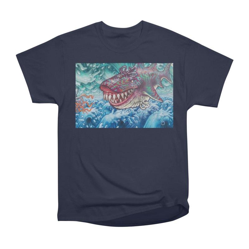 Shark Men's T-Shirt by The B.E.M.G. COLLECTION