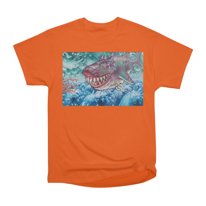 Shark Men's T-Shirt by The B.E.M.G. COLLECTION