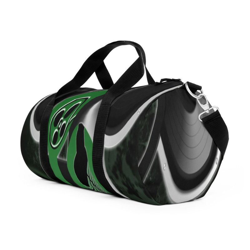 Money Bag in Duffel Bag by The B.E.M.G. COLLECTION