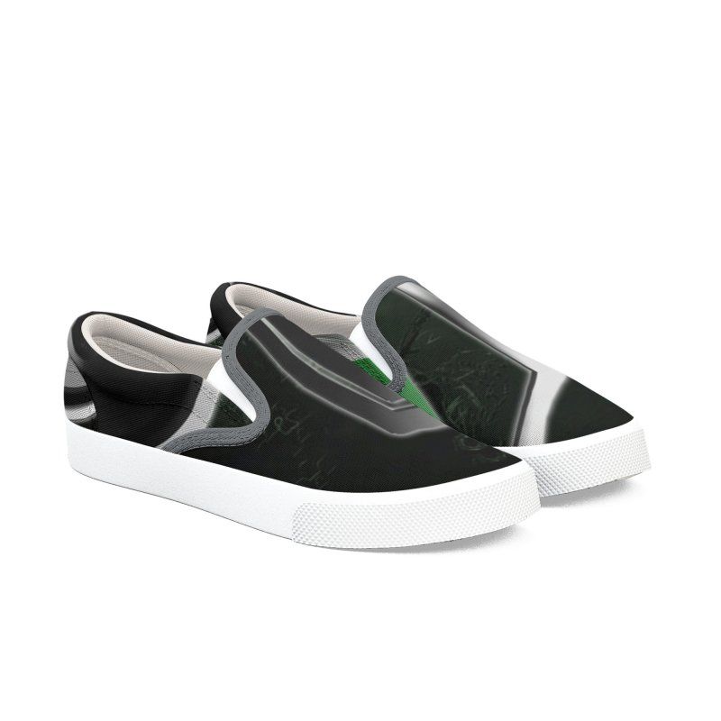 Money Bag Men's Slip-On Shoes by The B.E.M.G. COLLECTION