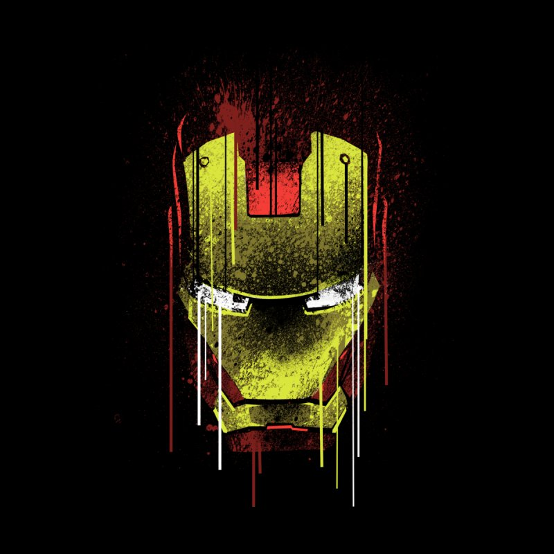 ironman by ben35dan's Artist Shop