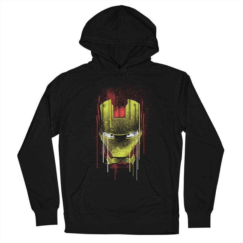 ironman Men's Pullover Hoody by ben35dan's Artist Shop