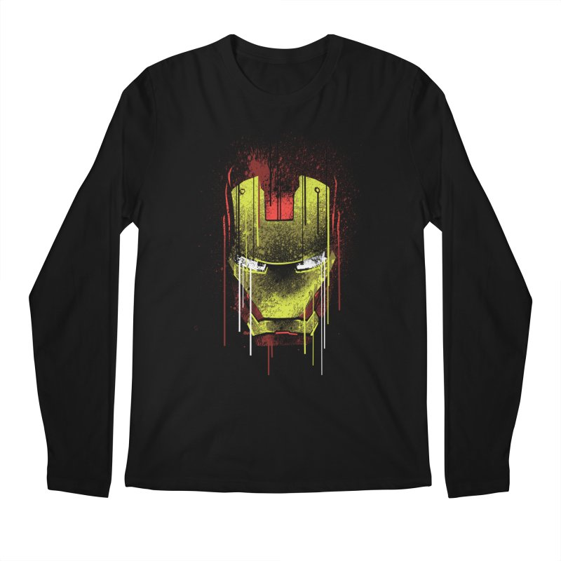 ironman Men's Longsleeve T-Shirt by ben35dan's Artist Shop