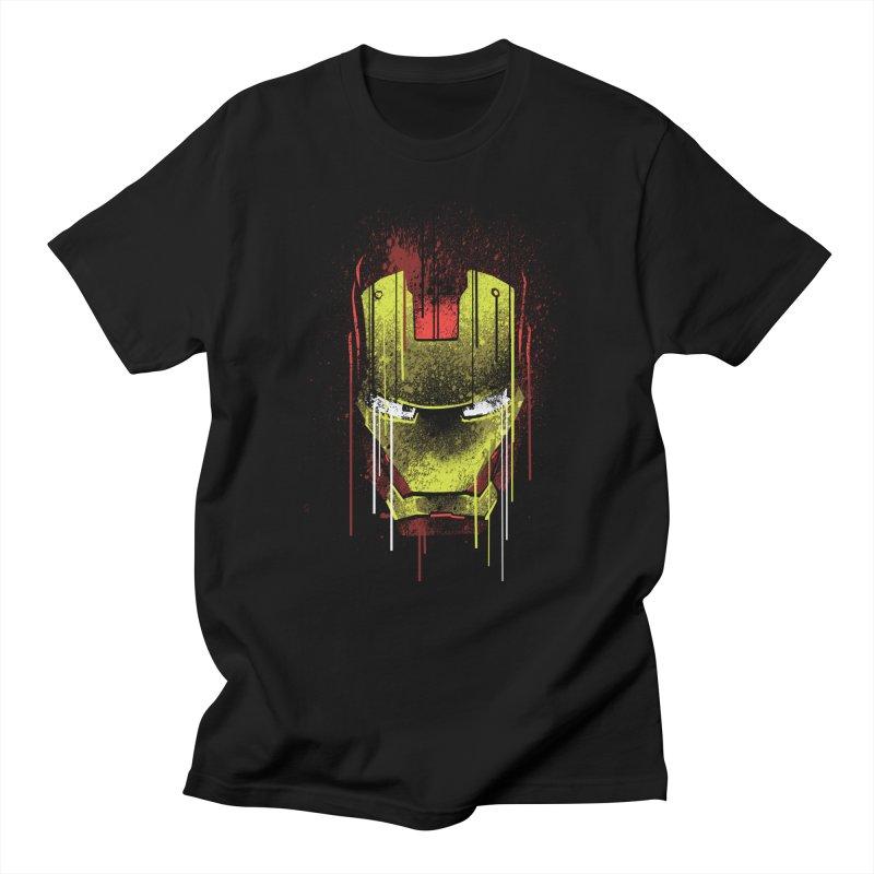 ironman Men's T-Shirt by ben35dan's Artist Shop