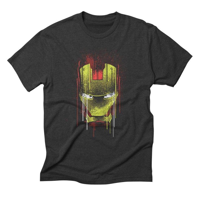 ironman Men's Triblend T-Shirt by ben35dan's Artist Shop