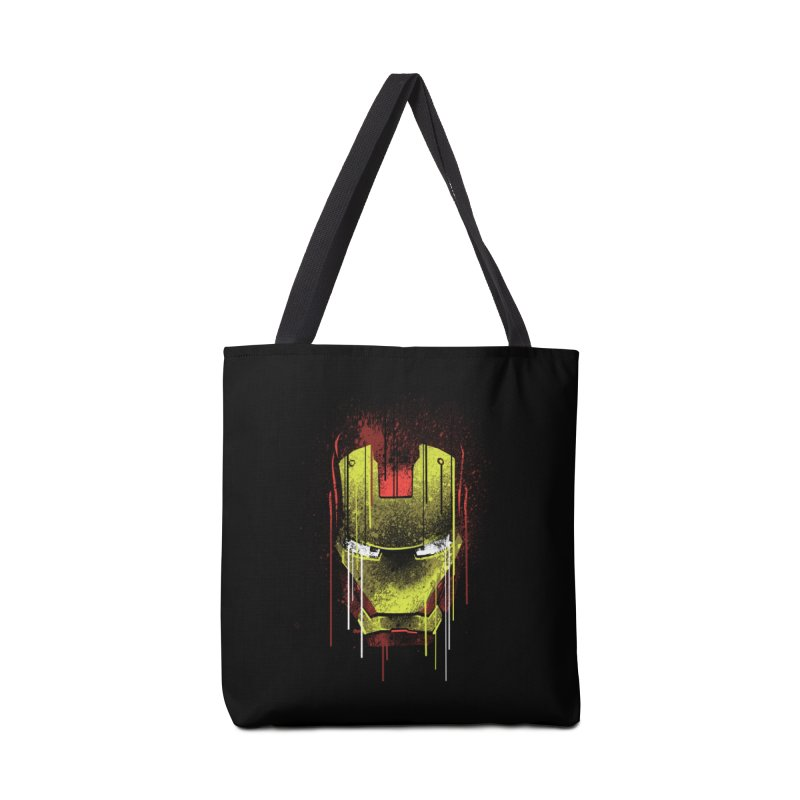 ironman Accessories Bag by ben35dan's Artist Shop