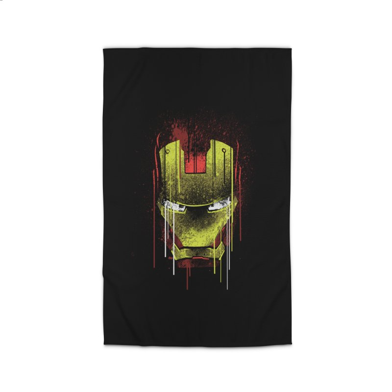 ironman Home Rug by ben35dan's Artist Shop
