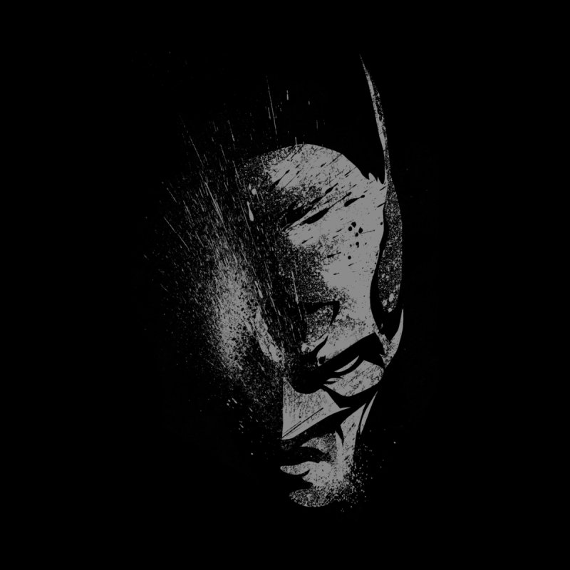 batman head by ben35dan's Artist Shop