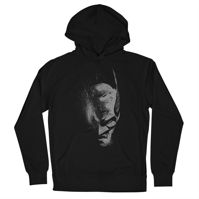 batman head Men's Pullover Hoody by ben35dan's Artist Shop