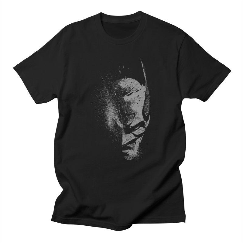 batman head Men's T-Shirt by ben35dan's Artist Shop