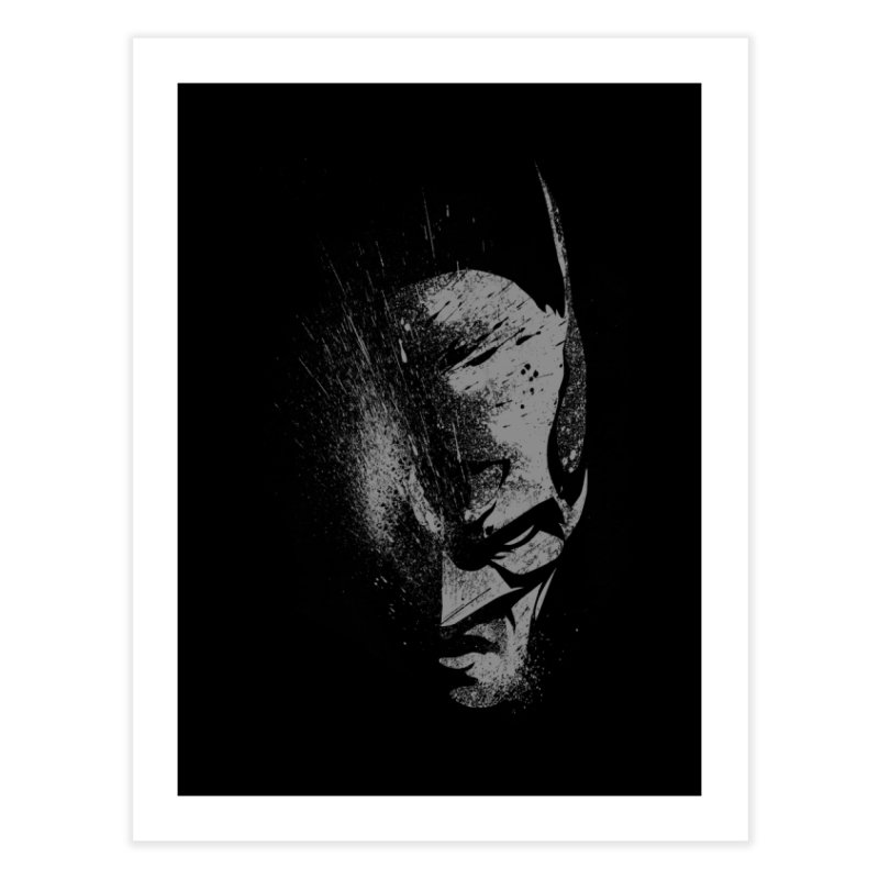 batman head   by ben35dan's Artist Shop