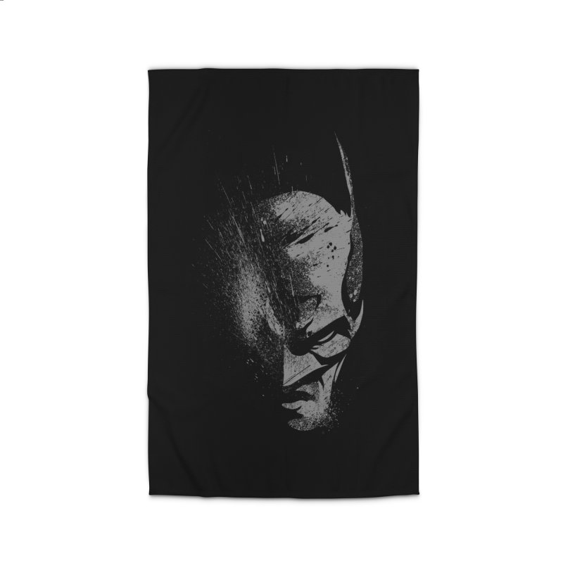 batman head Home Rug by ben35dan's Artist Shop