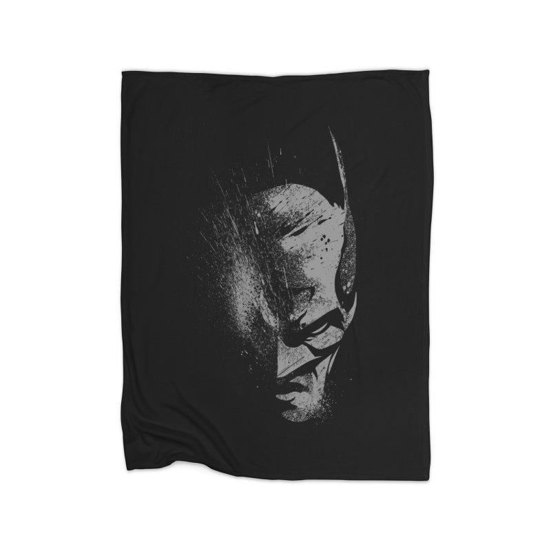 batman head Home Blanket by ben35dan's Artist Shop