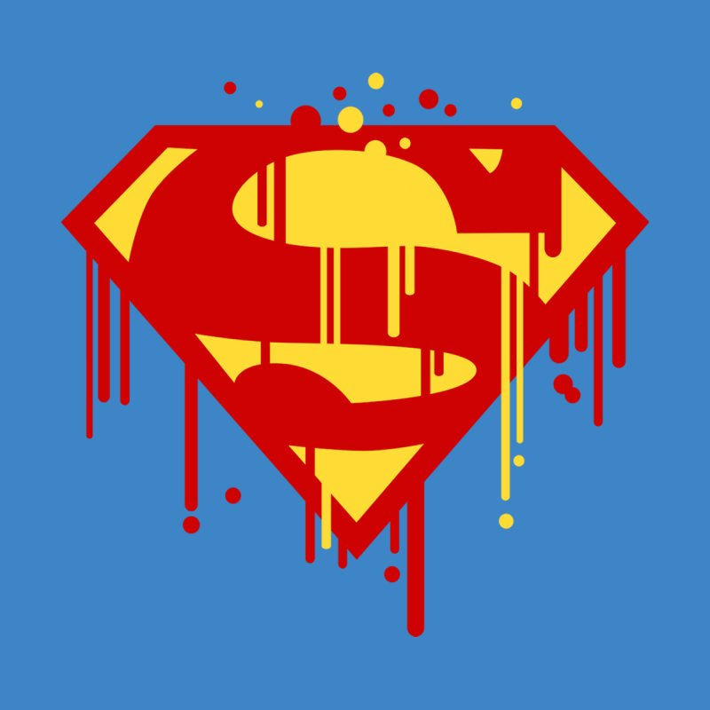 superman symbol by ben35dan's Artist Shop