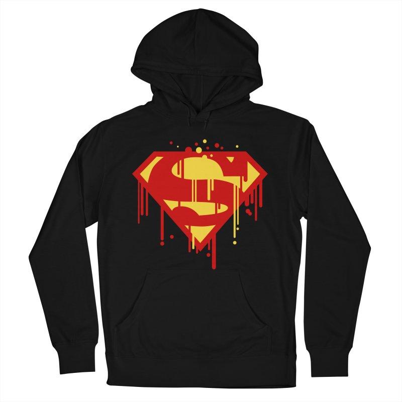 superman symbol Men's Pullover Hoody by ben35dan's Artist Shop