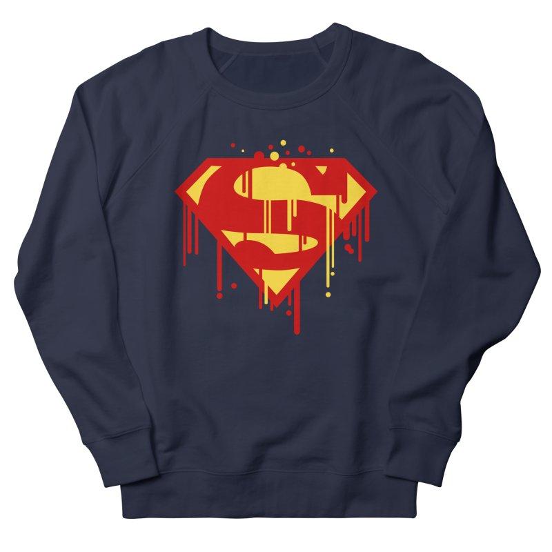 superman symbol Men's Sweatshirt by ben35dan's Artist Shop