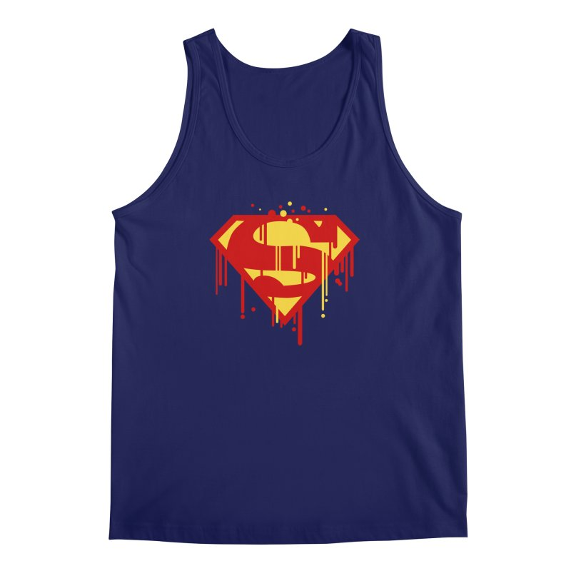 superman symbol Men's Tank by ben35dan's Artist Shop