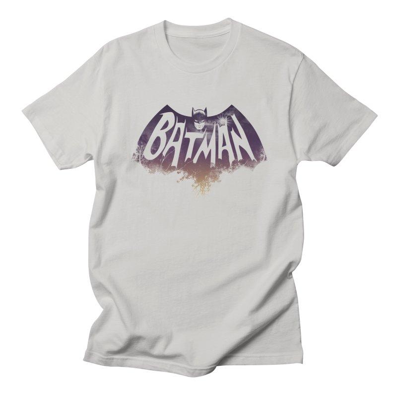 the dark knight Men's T-shirt by ben35dan's Artist Shop