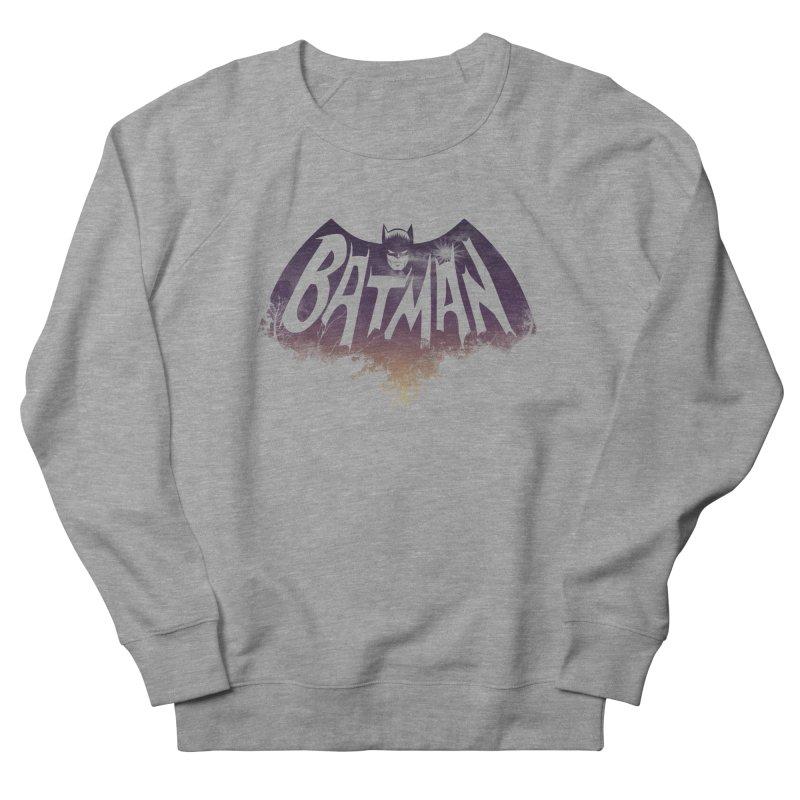 the dark knight Men's Sweatshirt by ben35dan's Artist Shop