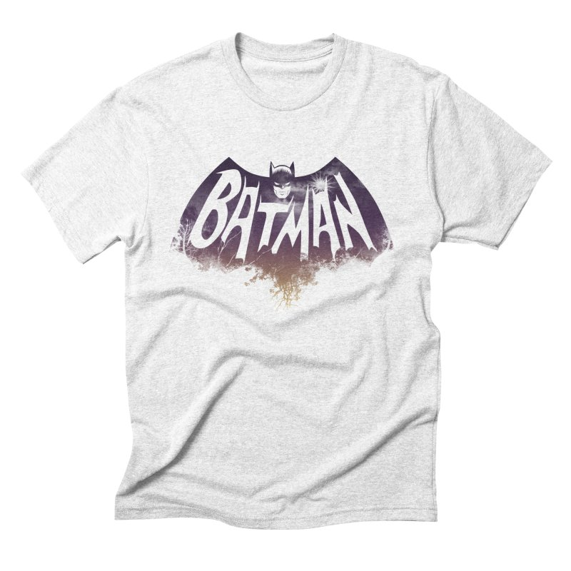 the dark knight Men's Triblend T-shirt by ben35dan's Artist Shop