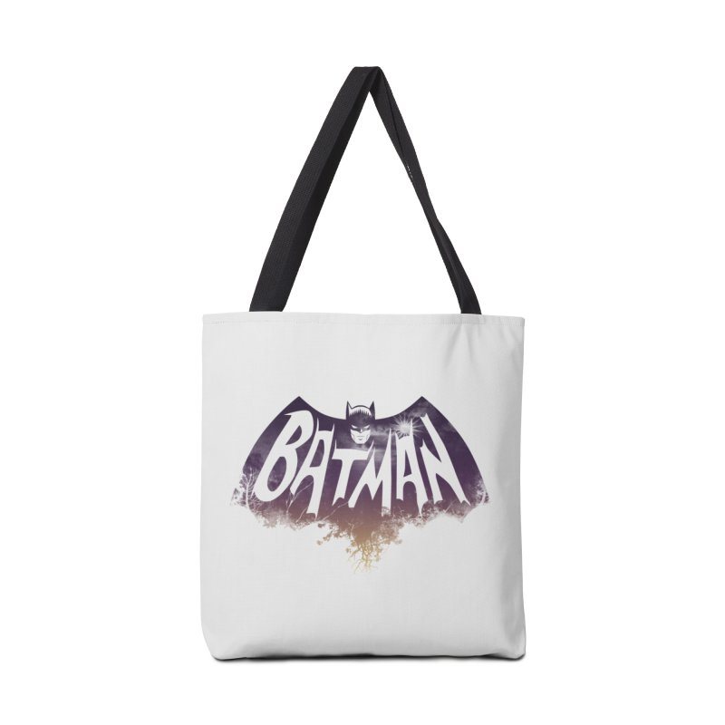 the dark knight Accessories Bag by ben35dan's Artist Shop