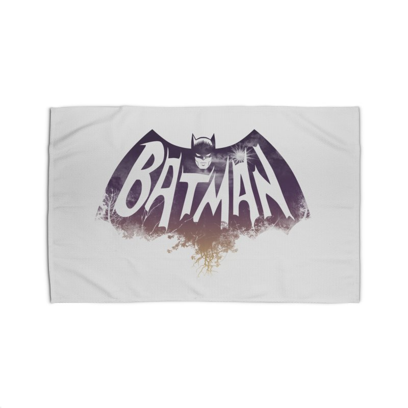 the dark knight Home Rug by ben35dan's Artist Shop