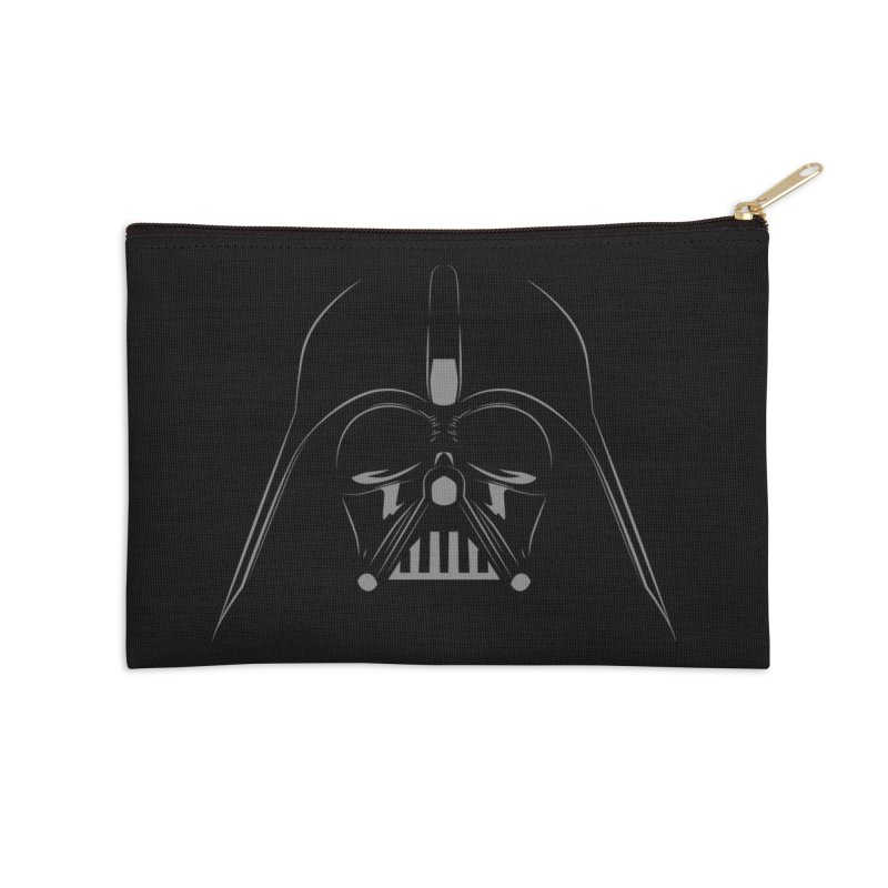 darth vader Accessories Zip Pouch by ben35dan's Artist Shop