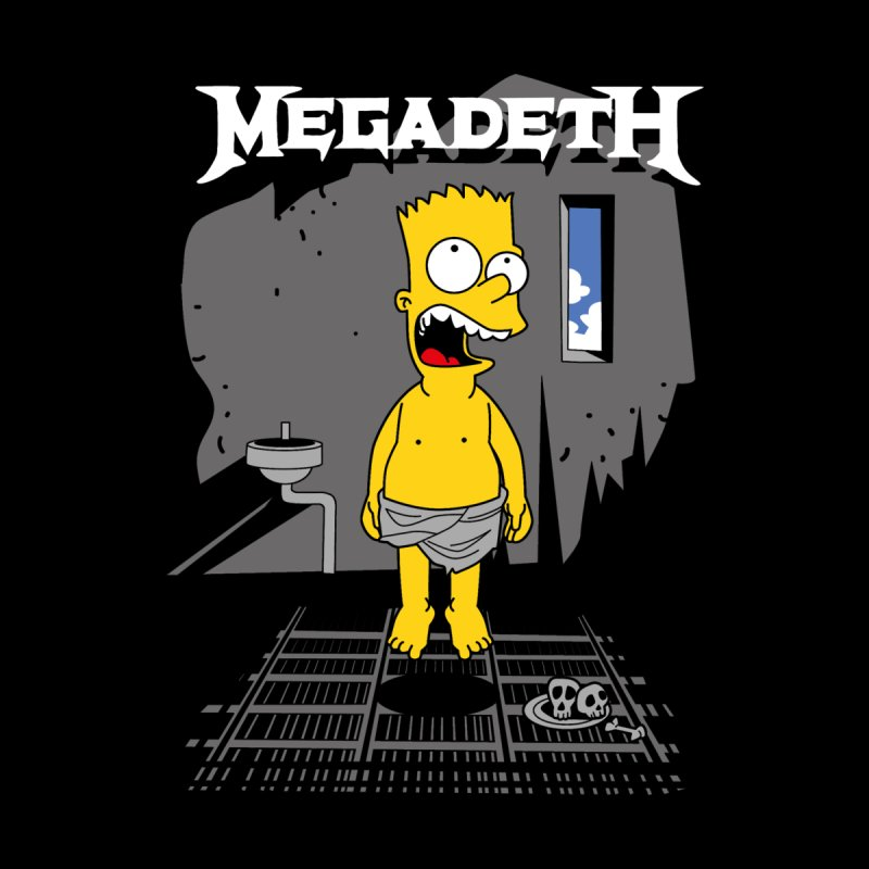 megadeath bart simpson by ben35dan's Artist Shop