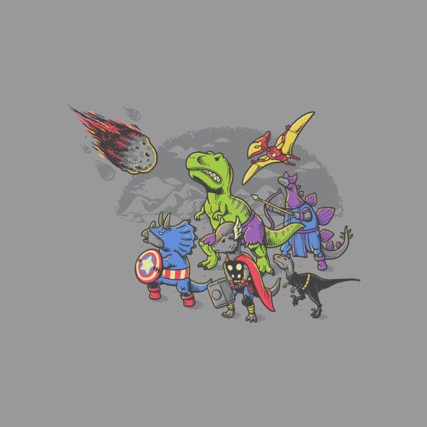 image for Dinosaur Avengers
