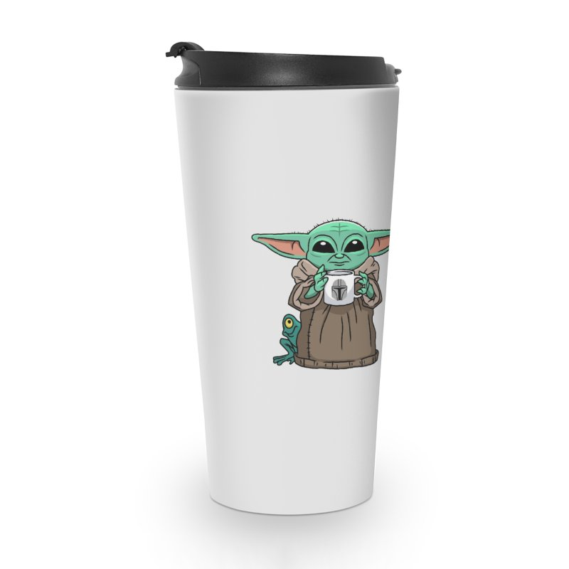 The Child Sips Accessories Travel Mug by Ben Douglass