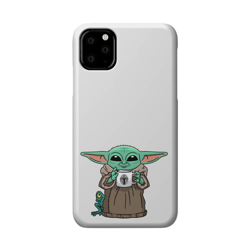 The Child Sips Accessories Phone Case by Ben Douglass