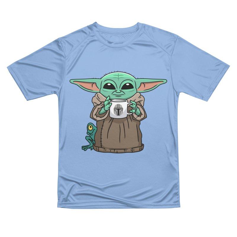 The Child Sips Men's T-Shirt by Ben Douglass