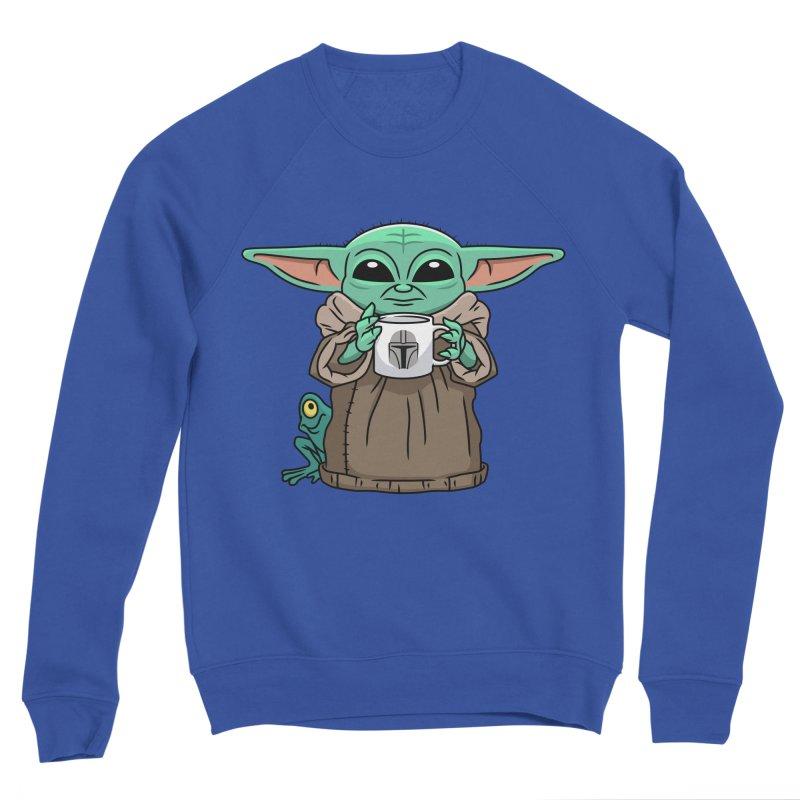 The Child Sips Men's Sweatshirt by Ben Douglass