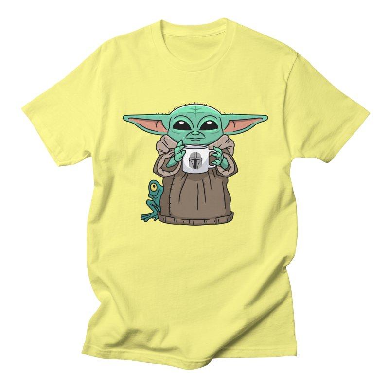 The Child Sips Men's Regular T-Shirt by Ben Douglass