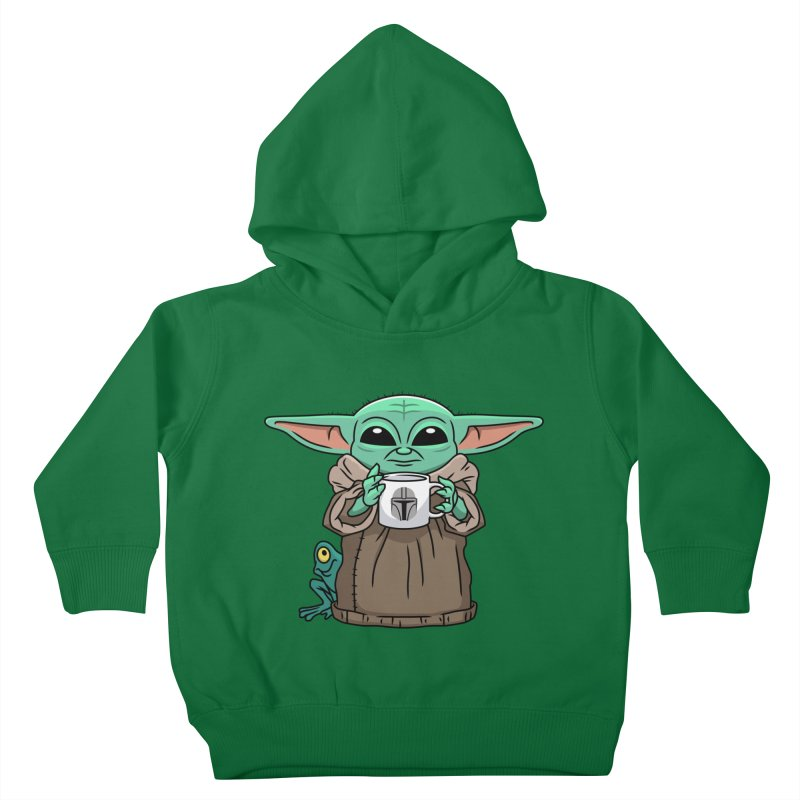 The Child Sips Kids Toddler Pullover Hoody by Ben Douglass